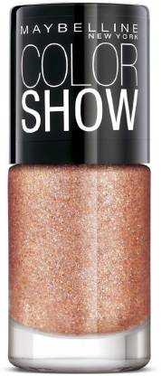 MAYBELLINE NEW YORK Color Show Nail Color Gold Collection �Gilded Rose 903