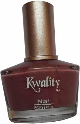 Kwality Nail Polish Light Brown