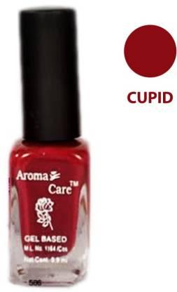 AROMA CARE Pink Nail Polish 5 Pink,