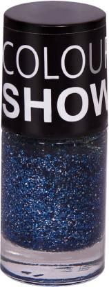 barrym Nail Polish Nc-34 Shining Blue