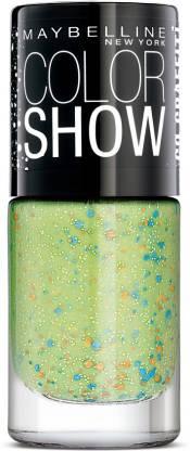 MAYBELLINE NEW YORK Color Show GG! Green Graffiti 804 Green Graffiti 804