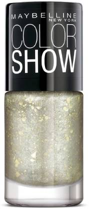 MAYBELLINE NEW YORK Color Show Nail Color Gold Collection Oh My Gold!