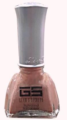Glam's Secret Nail Paint Copper-661