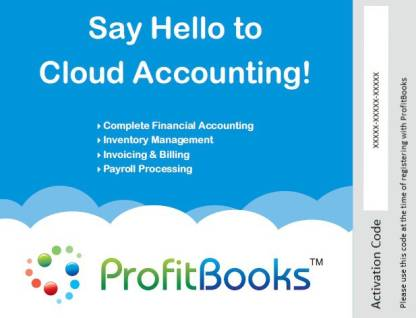 ProfitBooks Accounting Software (SMB Edition)