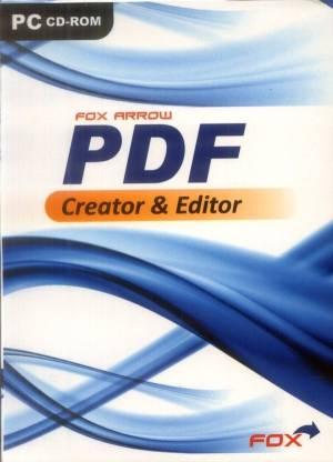 Fox Arrow PDF Creator and Editor