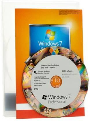Windows 7 Professional (OEI) 64-bit