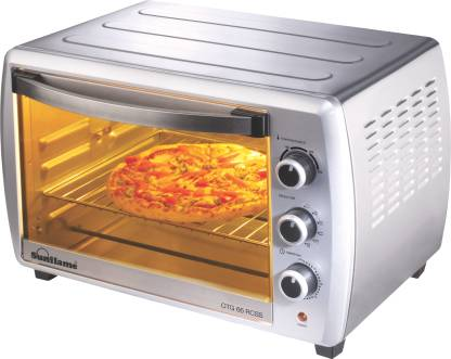 Sun Flame 66-Litre 66L RCSS Oven Toaster Grill (OTG)