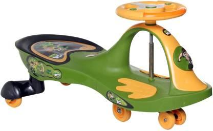 Ditu & Kritu Ben 10:: Toyzone Musical Twister car
