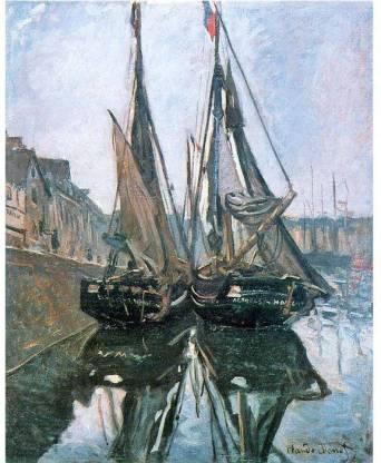 SnapGalaxy Art Panel - Claude Monet Paintings 220
