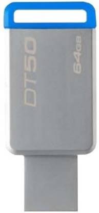 KINGSTON USB 3.0 Data Traveler 50- 64 GB Pen Drive