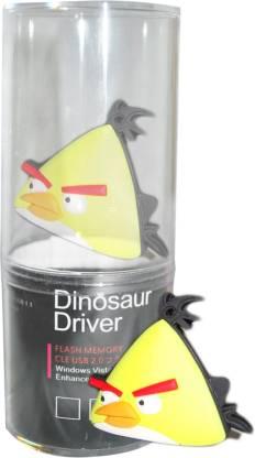 Dinosaur Drivers Angry Bird 16 GB Pen Drive