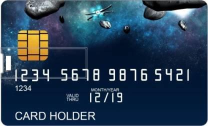 PRINTLAND Credit card Shape Pendrive PC85932 8 GB Pen Drive