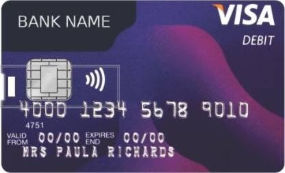 PRINTLAND Credit card Shape Pendrive PC85905 8 GB Pen Drive