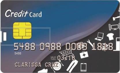 PRINTLAND Credit card Shape Pendrive PC85920 8 GB Pen Drive