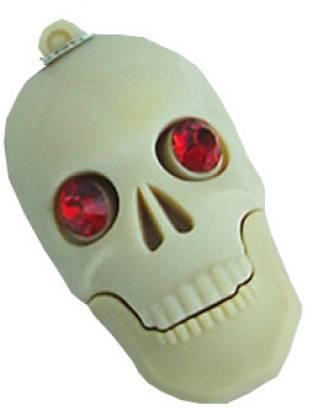 Microware Human Skeleton Shape Designer 4 GB Pendrive