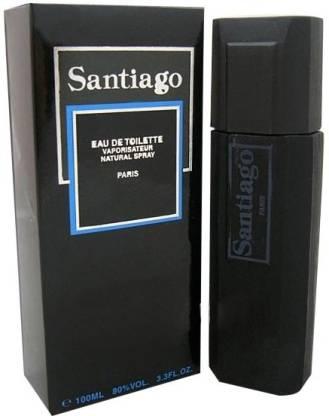 LOMANI Santiago Eau de Toilette  -  100 ml