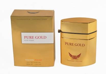 Fashion Police Pure Gold Eau de Parfum  -  100 ml