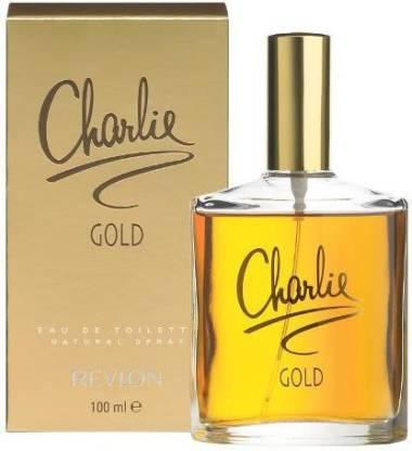 Revlon Charlie Gold Eau Fraiche Vaporisteur - 100 ml