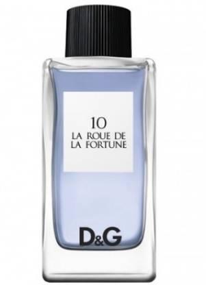 DOLCE & GABBANA 10 La Roue De La Fortune Eau de Toilette  -  100 ml