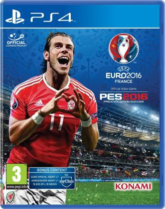 UEFA EURO Pro Evolution Soccer 2016