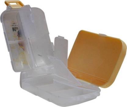 KAAS 7-day Pill Box