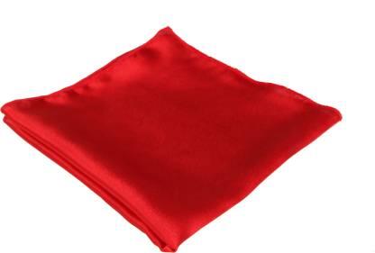 Outdazzle Solid Satin Blend Pocket Square