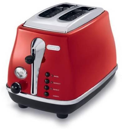 DeLonghi Icona CTQ 2003 900 W Pop Up Toaster