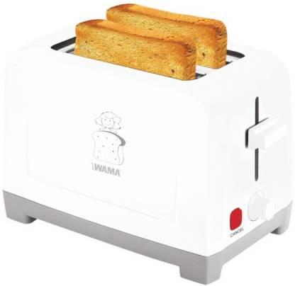 Wama WMTO 700 W Pop Up Toaster