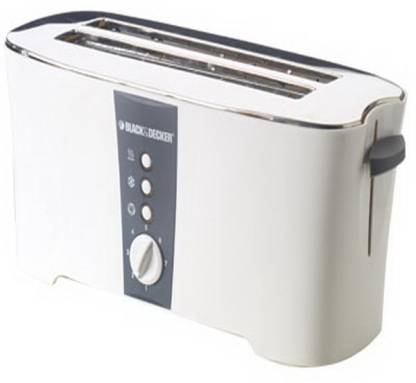 Black & Decker ET124 1350 W Pop Up Toaster