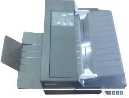Mustek D20 Corded Portable Scanner