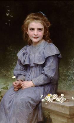 Daisies Canvas Art