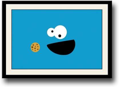 Cookie Monster Fine Art Print