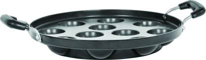 Pigeon WonderCast Panniyarakal 11 Rounds Paniarakkal Pan 0 cm diameter 1 L capacity