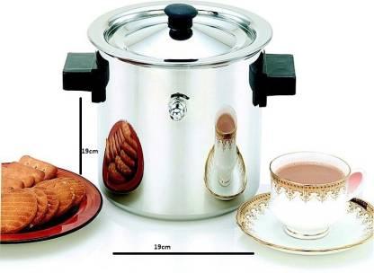 Mahavir Milk Boiler Pot 3 L with Lid