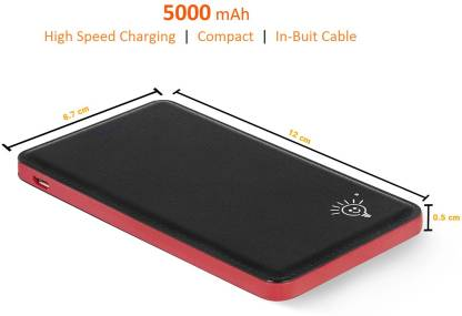 Parallel Universe 5000 mAh Power Bank