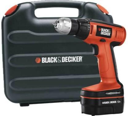 Black & Decker EPC12K2 Cordless Pistol Grip Drill