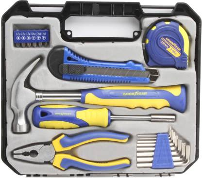 GOOD YEAR Household Hand Tool Kit