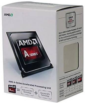 amd A4 6320 4 GHz Upto 4 GHz FM2 Socket 2 Cores Desktop Processor