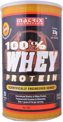 MATRIX NUTRITION 100% Whey Protein 500 g Whey Protein