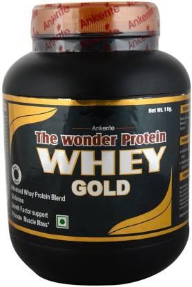 Ankerite WHEY GOLD Whey Protein