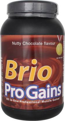 BRIO Pro Gainer Weight Gainers/Mass Gainers