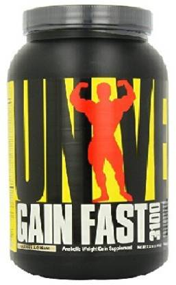 Universal Nutrition Gain Fast Weight Gainers/Mass Gainers