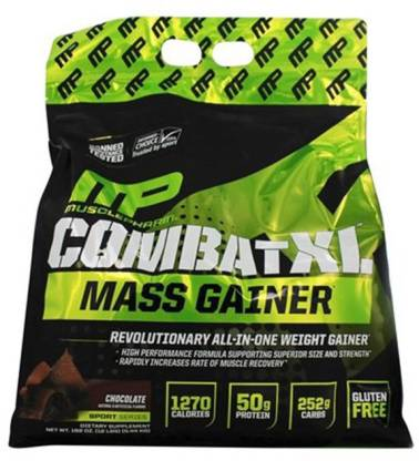 MUSCLEPHARM XPS-PRO-MP-GAINER-12LB-XL-VANILA Weight Gainers/Mass Gainers