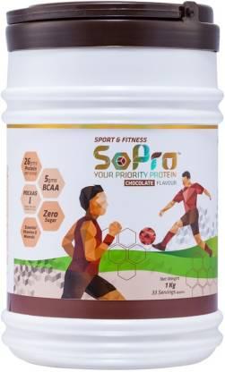 SoPro Nutri SCM1000 Whey Protein