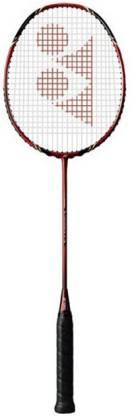 YONEX Voltric 7 Red, Black Strung Badminton Racquet