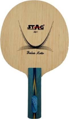 STAG Balsa koto Brown Table Tennis Blade