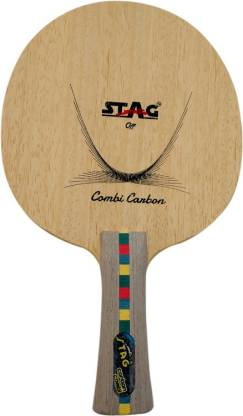 STAG Combi Carbon Beige Table Tennis Blade