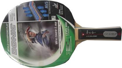 DONIC Waldner 400 Beige Table Tennis Racquet