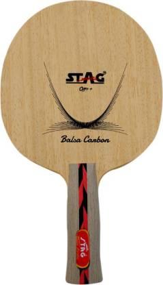 STAG Balsa Carbon Beige Table Tennis Blade