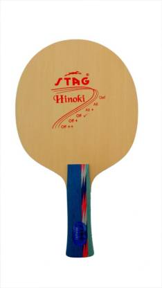 STAG Hinoki Table Tennis Blade